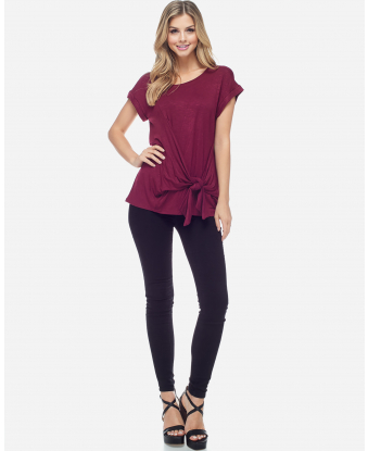 Fever Side Tie Top