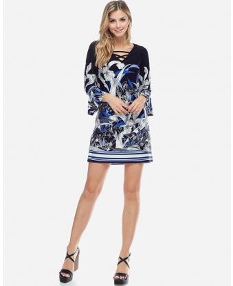 Fever Floral Print Dress