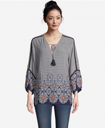 JohnPaulRichard Peasant Top