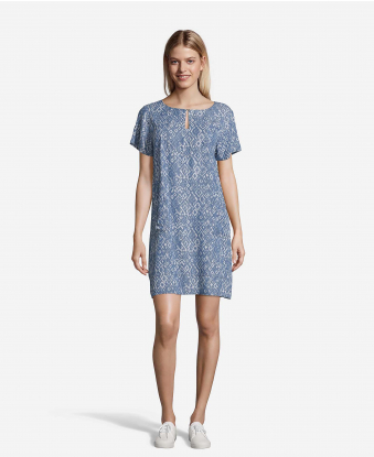 JohnPaulRichard Short Sleeve Dress
